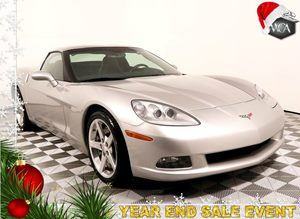 2005 Chevrolet Corvette  Carfax 1-Owner - No AccidentsDamage Reported Roof Package Roof Panel