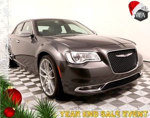 2016 Chrysler 300 C Carfax 1-Owner - No AccidentsDamage Reported Light Group Billet Silver Met