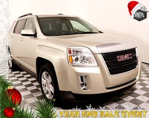 2013 GMC Terrain SLE-2 Carfax 1-Owner - No AccidentsDamage Reported  Champagne Silver Metallic