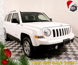 2017 Jeep Patriot Sport Carfax 1-Owner - No AccidentsDamage Reported Air Bag - Frontal Driver A