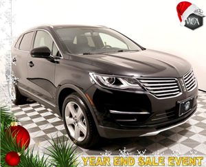 2017 Lincoln MKC Premiere Carfax 1-Owner - No AccidentsDamage Reported  Black Velvet  Save Th