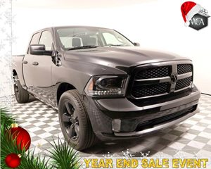 2015 Ram 1500 Express Carfax 1-Owner - No AccidentsDamage Reported Black Ram 1500 Express Group