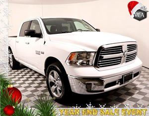 2017 Ram 1500 Big Horn Carfax 1-Owner - No AccidentsDamage Reported High Beam Daytime Running He