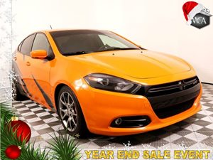 2014 Dodge Dart GT Carfax 1-Owner - No AccidentsDamage Reported Radio Uconnect 84N Mp3Nav Su