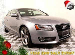 2008 Audi A5 quattro Carfax 1-Owner - No AccidentsDamage Reported 19 5-Arm Y-Design Wheels Ba