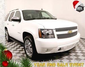 2008 Chevrolet Tahoe LTZ Carfax 1-Owner - No AccidentsDamage Reported Assist Steps Rearview Cam