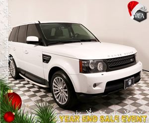 2013 Land Rover Range Rover Sport HSE Carfax Report - No AccidentsDamage Reported 825-Watt Harma