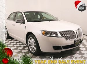 2012 Lincoln MKZ Base Carfax Report - No AccidentsDamage Reported 17 Chrome Wheel  Moonroof D