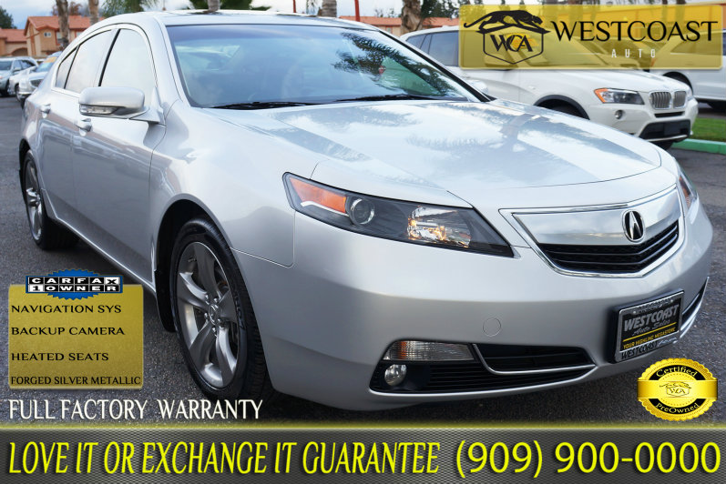 View 2012 Acura TL