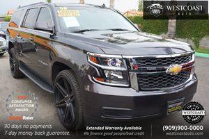 View 2015 Chevrolet Suburban