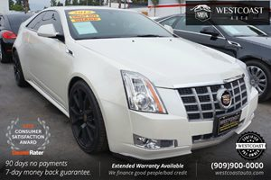 View 2012 Cadillac CTS Coupe