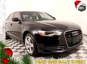 2012 Audi A6 30T Premium Plus Carfax 1-Owner - No Accidents  Damage Reported to CARFAX 18 Spo