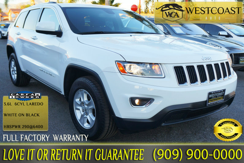 View 2014 Jeep Grand Cherokee