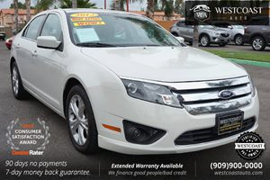 View 2012 Ford Fusion