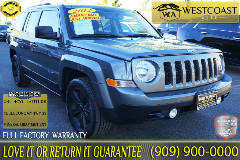 View 2012 Jeep Patriot