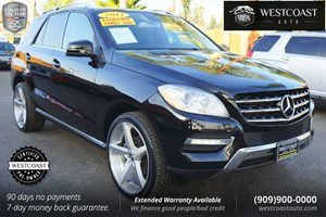 View 2013 Mercedes-Benz ML350