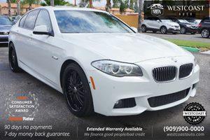 View 2013 BMW 5 Series