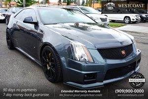 View 2011 Cadillac CTS-V Coupe