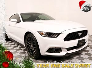 2015 Ford Mustang V6 Carfax 1-Owner - No Accidents  Damage Reported to CARFAX  19 Mpg City  28