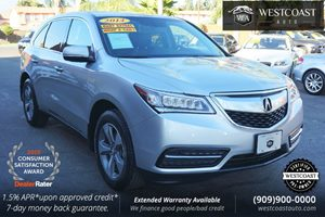 View 2014 Acura MDX