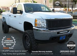 View 2014 Chevrolet Silverado 2500HD