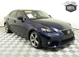 2014 Lexus IS 350  Carfax Report - No AccidentsDamage Reported Backup Camera Premium Package W