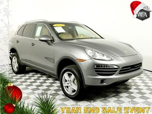 2014 Porsche Cayenne S Carfax 1-Owner - No AccidentsDamage Reported 4-Zone Climate Control Basi