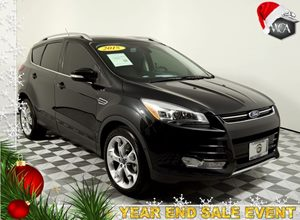 2015 Ford Escape Titanium Carfax 1-Owner - No AccidentsDamage Reported 22 Mpg City  29 Mpg High