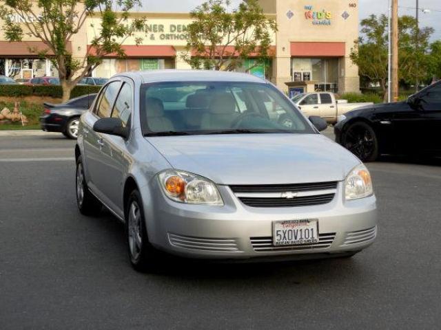 Sold 2007 Chevrolet Cobalt LS in Norco