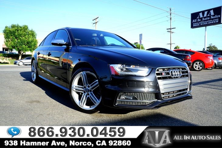 Used Audi For Sale In Norco CA ALL IN AUTO SALES - All audi cars