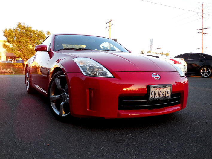 Sold 2006 Nissan 350z In Norco