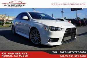 View 2015 Mitsubishi Lancer Evolution