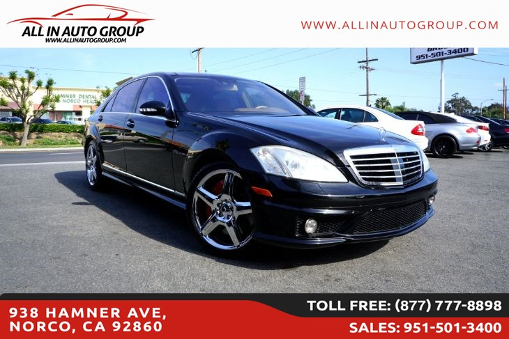 Used 2007 Mercedes-Benz S65 AMG in Norco