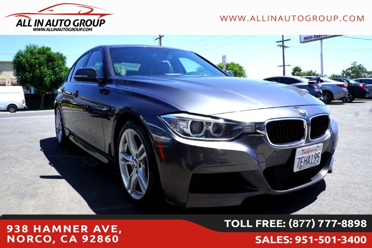 2014 BMW 3 Series Msport Package 335i MSPORT package