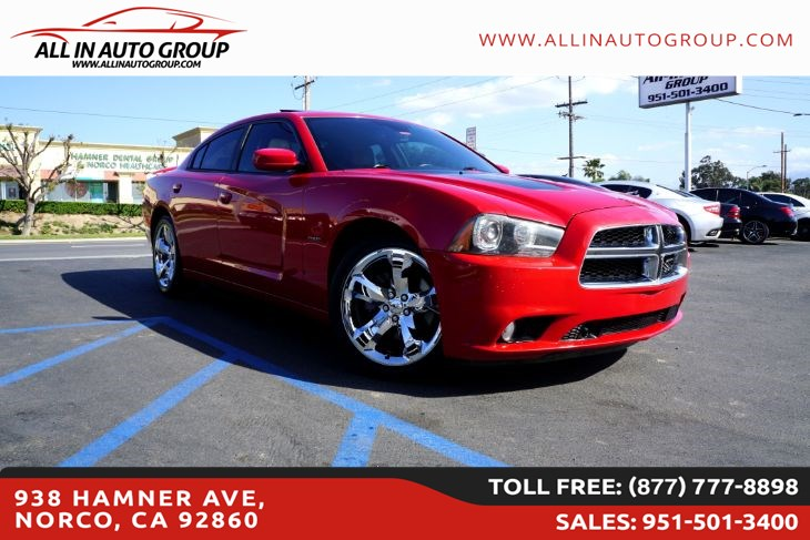 2011 Dodge Charger RT Max