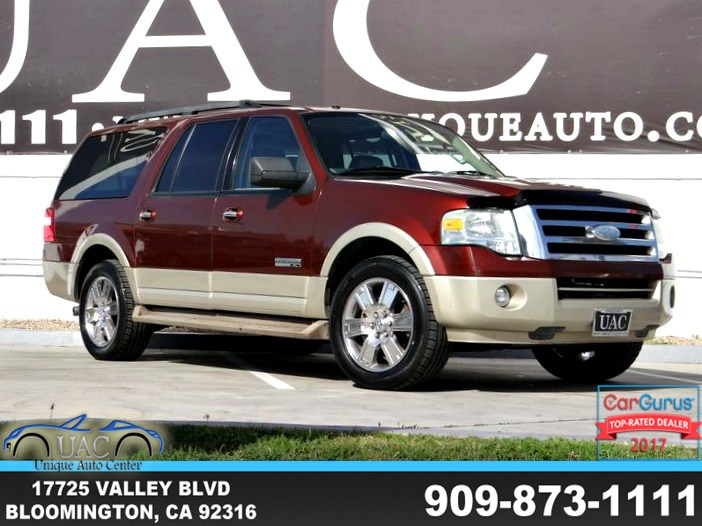Sold Ford Expedition EL Eddie Bauer In Bloomington - Ford expedition invoice price