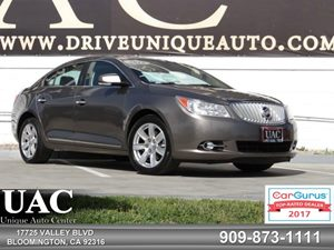 View 2012 Buick LaCrosse