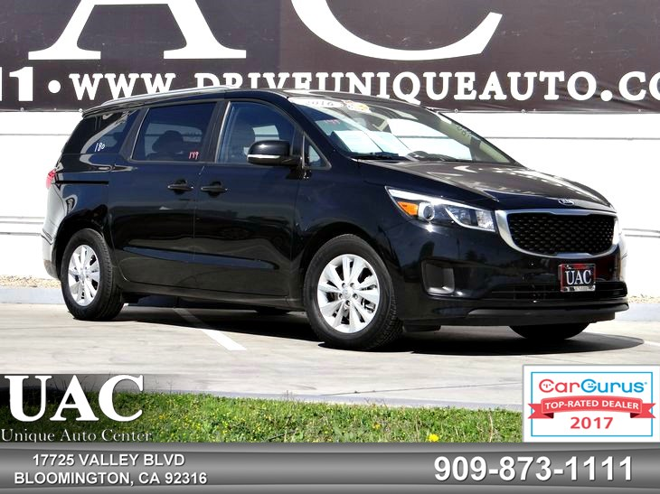 Used Kia Sedona LX In Bloomington - Kia sedona invoice price