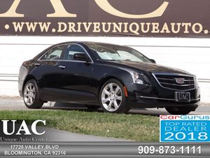 View 2015 Cadillac ATS Sedan