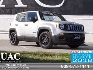 View 2018 Jeep Renegade