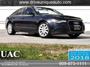 Used 2013 Audi A6 2 0T Premium Plus in Bloomington