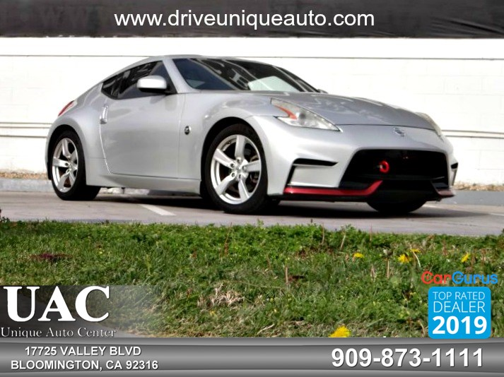 2012 Nissan 370Z Touring - Unique Auto Center