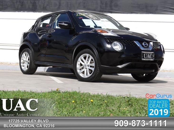 Used Nissan for Sale in Bloomington, CA - Unique Auto Center