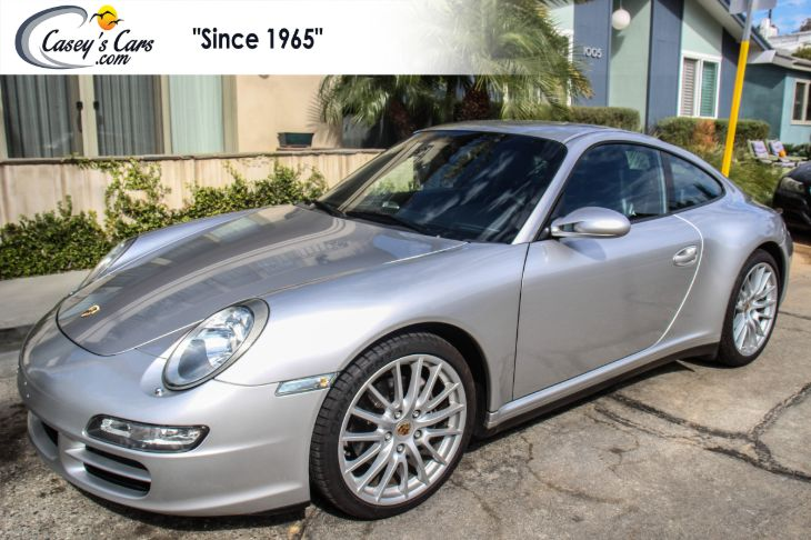 2006 Porsche 911 Carrera 4 Coupe 6 Speed