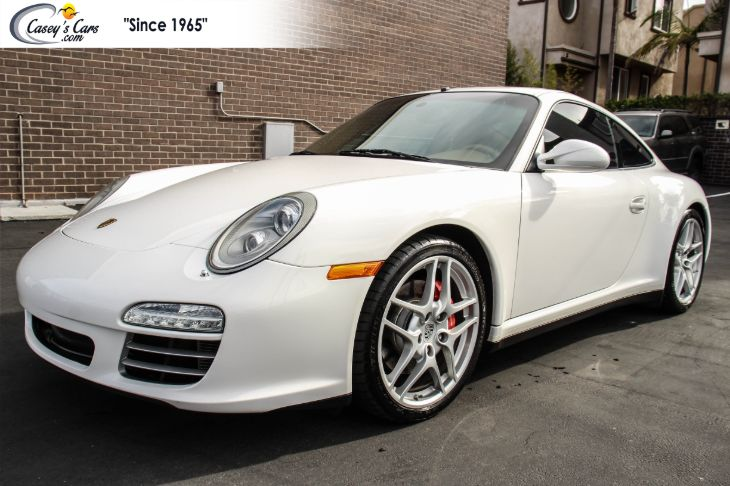 2009 Porsche 911 Carrera 4S Coupe