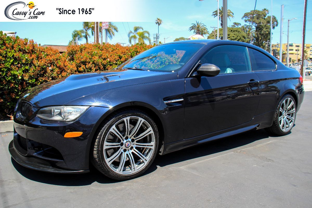 2008 BMW M3 Coupe DCT