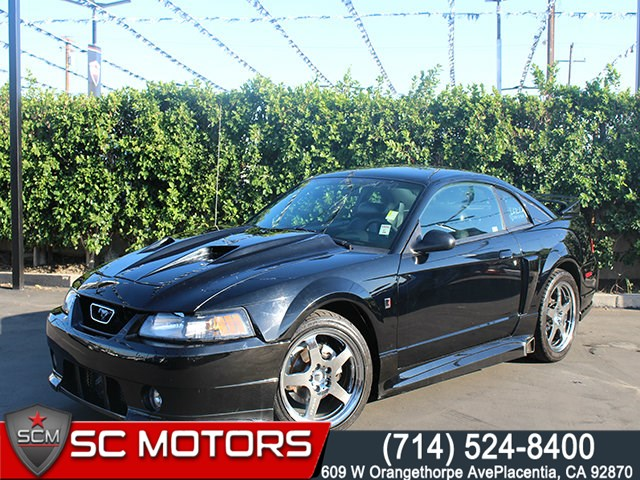 Sold 2004 Ford Mustang Gt Premium 40th Anniversary Edition Roush Stage 2 In Placentia