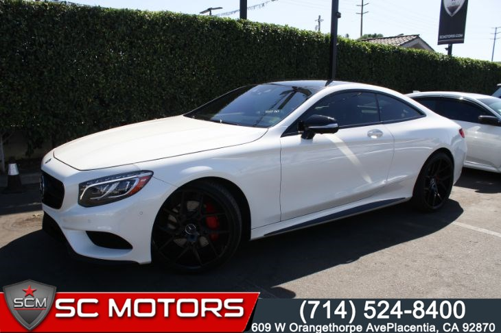 2015 Mercedes-Benz S 550 4MATIC Sport Package