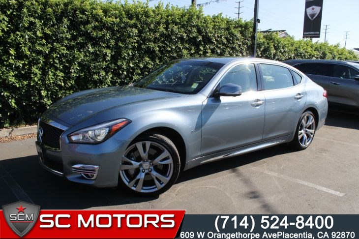 2018 INFINITI Q70L 3.7 LUXE SENSORY PACKAGE(NAVIGATION & SUNROOF)