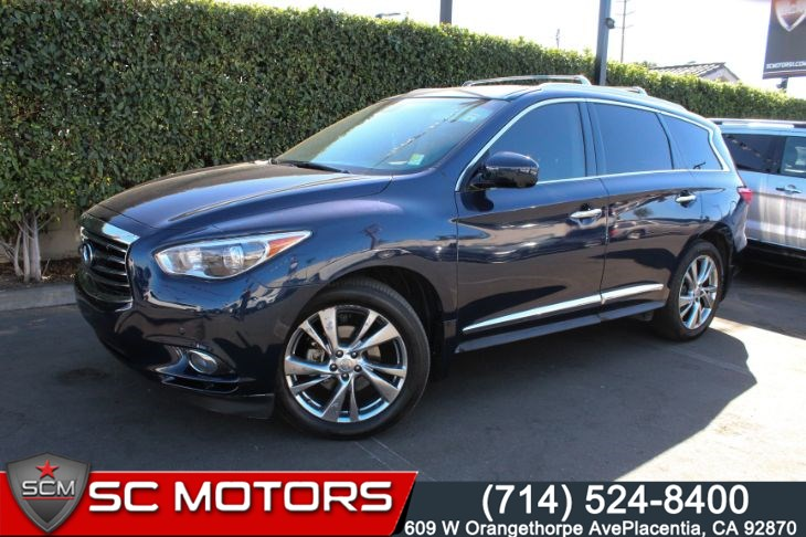 2015 INFINITI QX60 DELUXE TOURING PACKAGE